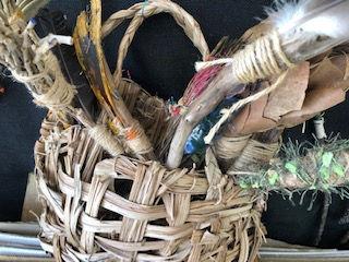 Weaving - Palm Bags
