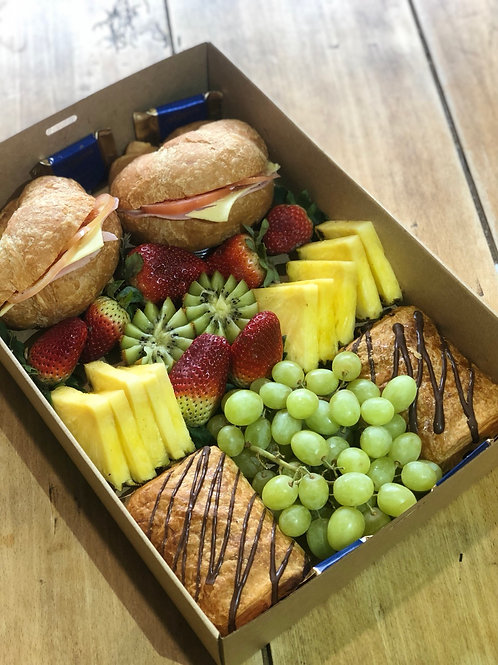 Brunch for two Sweet & Savoury options