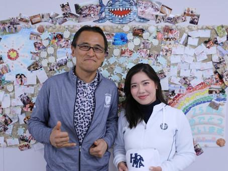 女子プロゴルファー原田葵選手と株式会社富士防様とのスポンサー契約のお知らせ