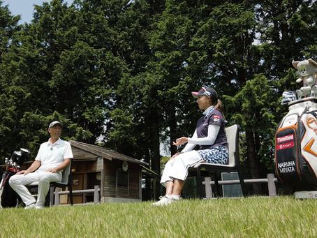 「ゴルフの翼NEXT」和田一浩さんvs宮田成華さんシリーズ 8/22(土)~放送開始!