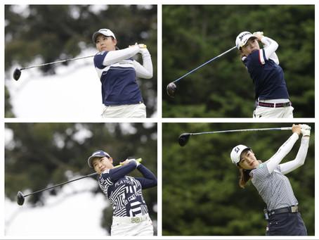 ゴルフチャレンジアスリート 特別編 女子プロスキンズマッチ