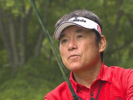 「古閑美保のゴルフチャレンジアスリート」ゲスト 尾崎直道プロ 8/31(土)から放送開始します!