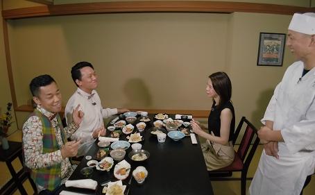 9/12放送!BSフジ『贅沢ソムリエ〜プレミアムな体験をお届けします〜』第6回