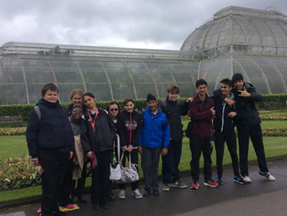Tutor trips to Kew