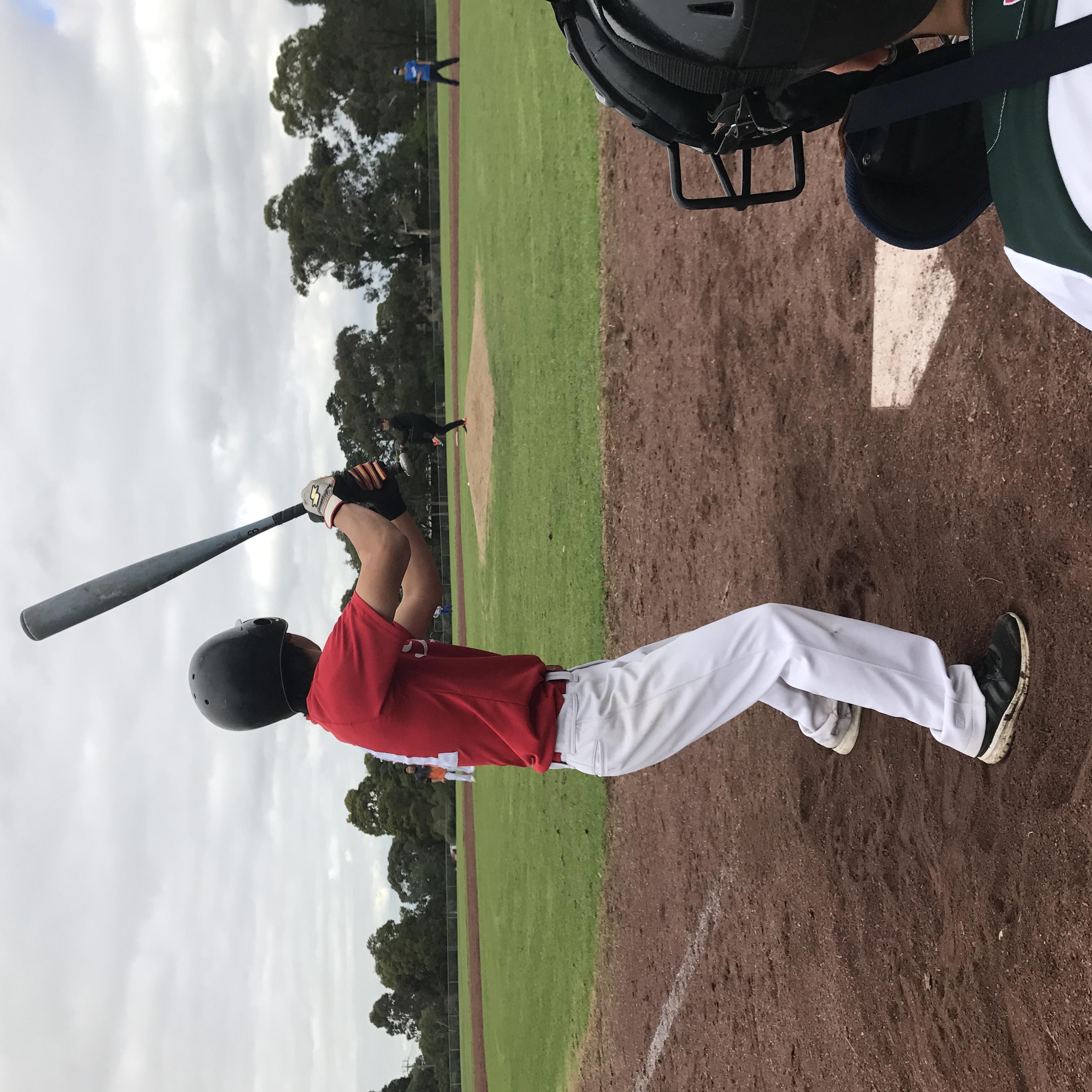メルボルン 軟式 草 野球