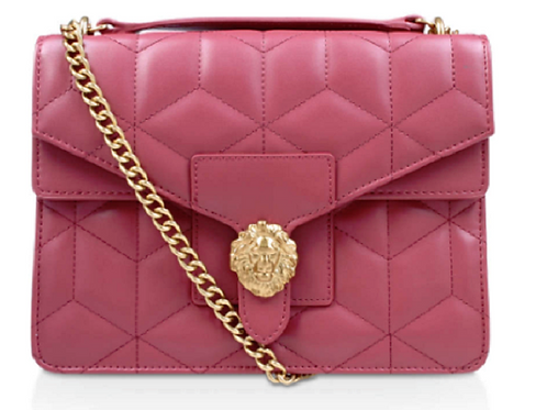 Ann Klein Quilted Crossover Bag