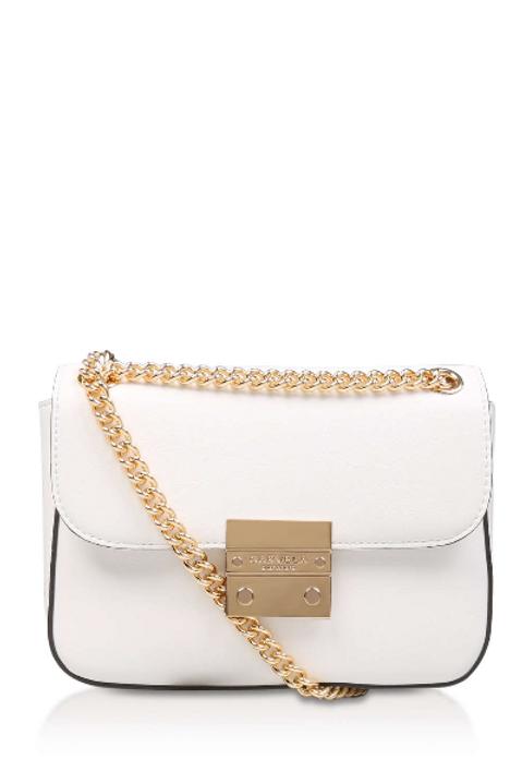 White Grappa Crossbody Bag