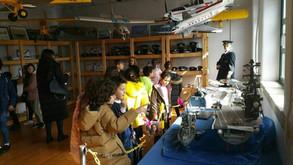 Visita de estudo das crianças do 4º ano A da EB Godinho - Matosinhos.
