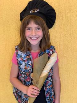 Cuidando los detalles de como transportamos nuestras deliciosas baguettes