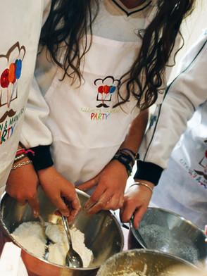 Celebrar es cocinar