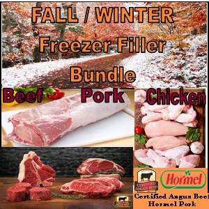 Fall/Winter Freezer Filler
