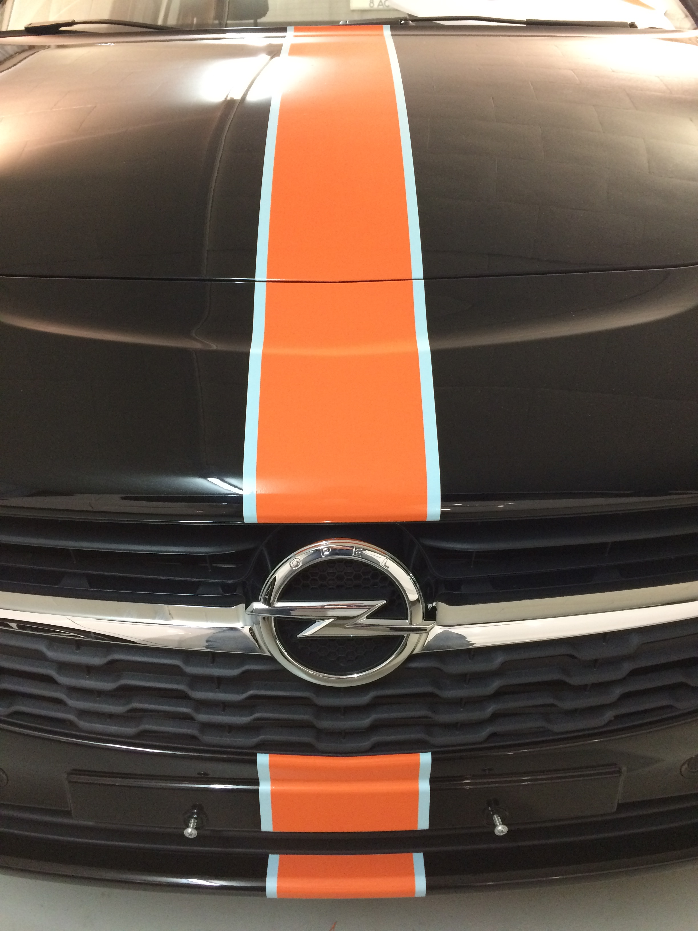 Décoration Opel