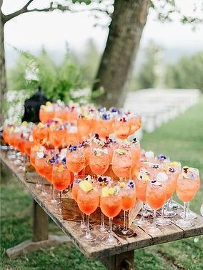 Bar cocktails classique