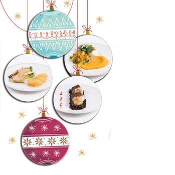 Plateaux repas de fêtes