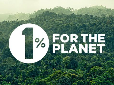 Membre du mouvement 1% for the planet