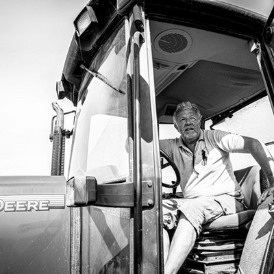 Rencontre avec Xavier Grisez, agriculteur et partenaire d'HECTOR.