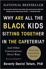 Book, Why Are All the Black Kids Sitting Together in the Cafeteria?: And Other Conversations About Race