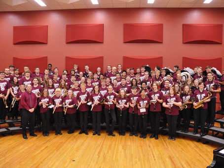 MHS Band Concert Video Available for Viewing