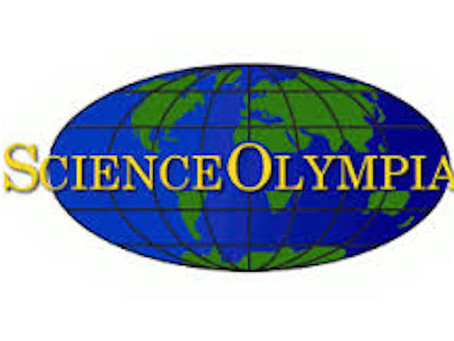 MHS Science Olympiad Takes 3rd at State