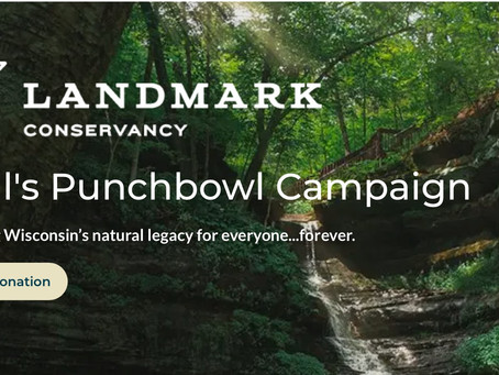 Fundraiser for New Stairs at Devil's Punchbowl