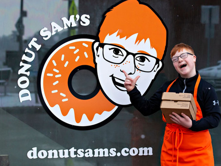 Donut Sam's - More than a Delicious Donut