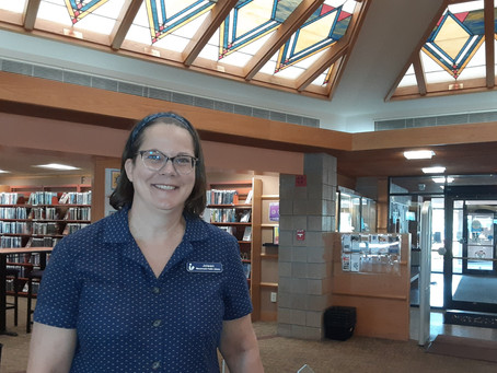 Library Board of Trustees Announces New Library Director