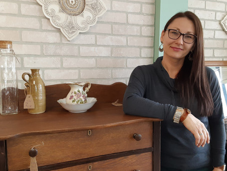 Patina Vintage Co. - Giving Old Furniture a Second Chance