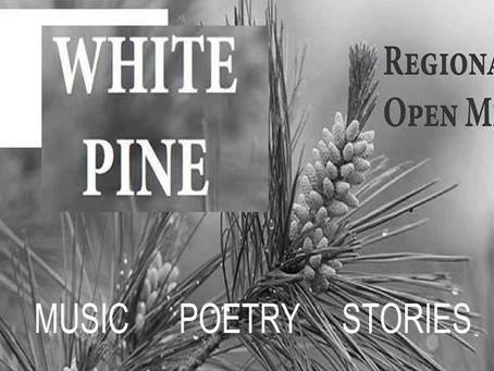White Pine Open Mic for Local Writers and Musicians