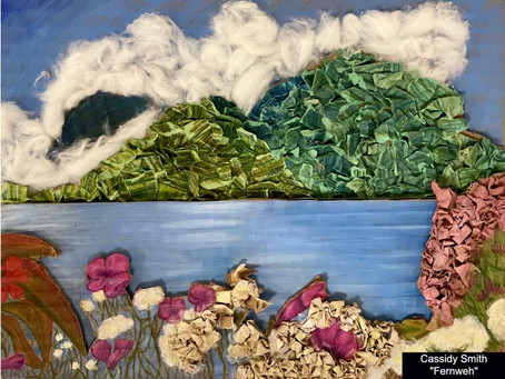 MHS Students Artwork Selected for Show