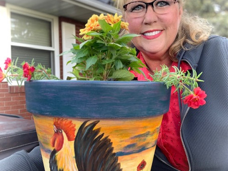 Local Artist Fills Boutique with Handmade Creations