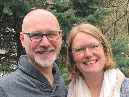 Local Couple Create Book and App to Help Those Grieving