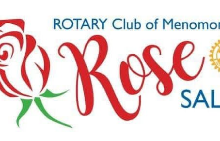 Rotary Rose Sale