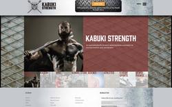 Kabuki Strength Website