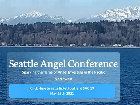 Cozera is a Finalist in the Seattle Angel Conference Competition
