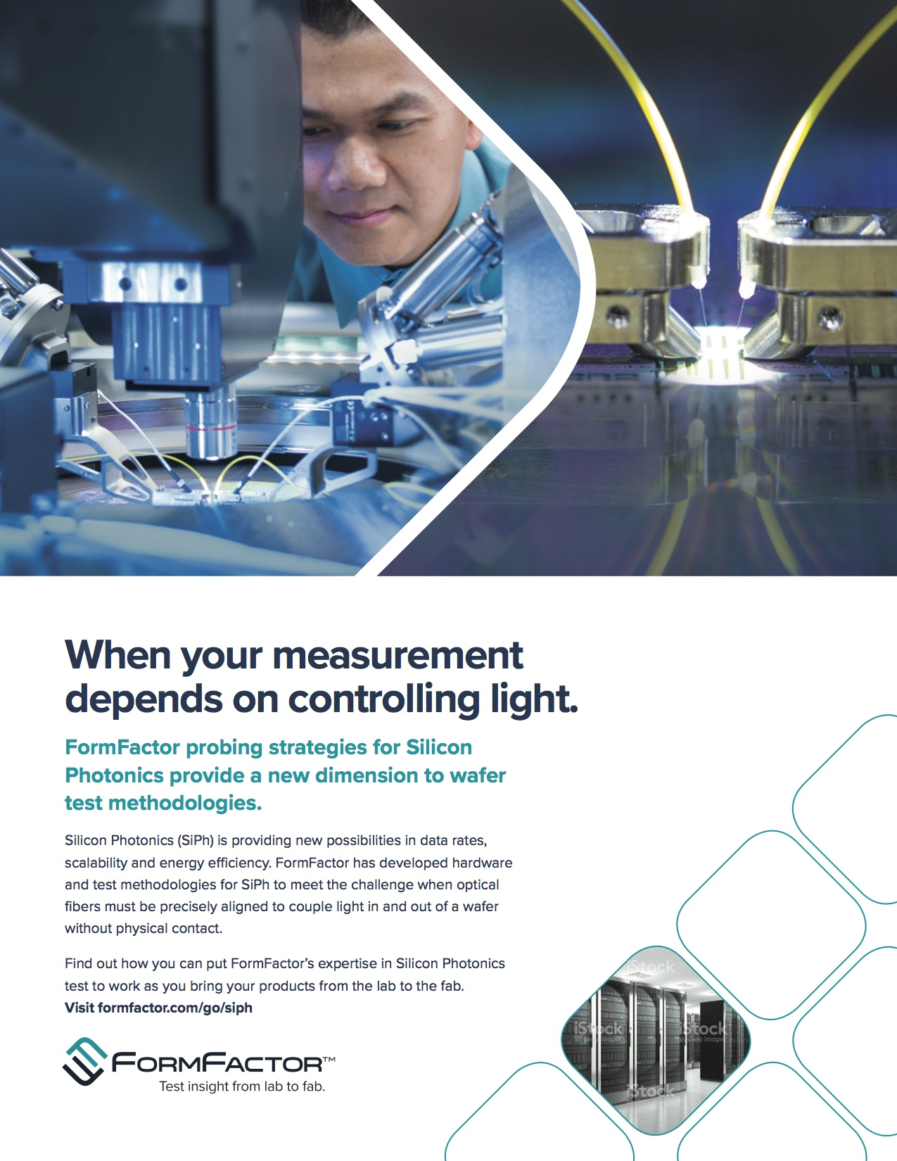 FormFactor Silicon Photonics Ad