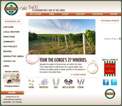 Stevenson Washington Website