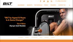 BILT by Agassi and Reyes Website
