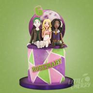 Disney's Zombie 2 Cake