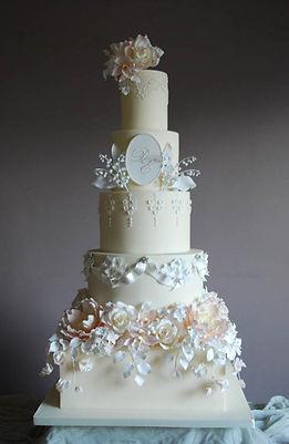 Emma Stewart 5 Tier Cake