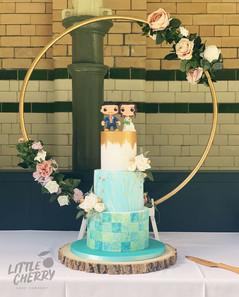 Victoria Baths Cake
