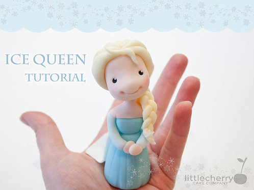Ice Queen Tutorial