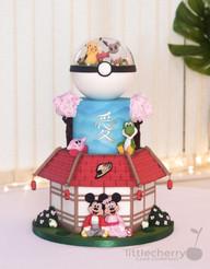Japenese Wedding Cake