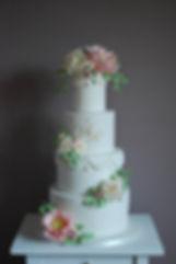 Emma Stewart 4 Tier Cake