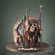 Keeper Of the Forest Cake
