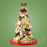 Disney Christmas Treat Tower