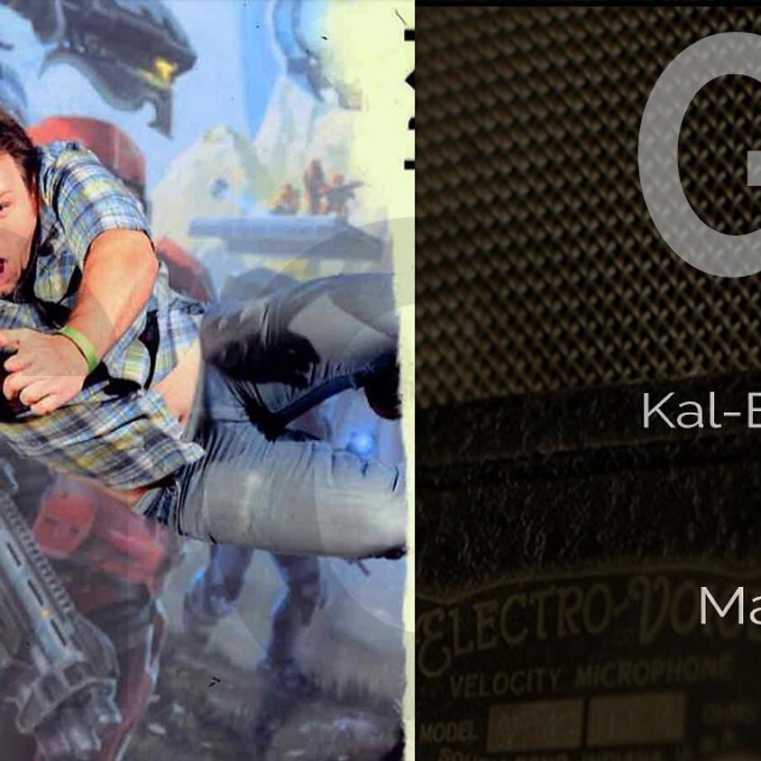 GC Guest Director: Kal-El Bogdanove $50.00