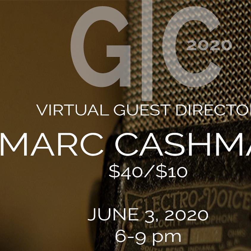 GC Marc Cashman $40/$10
