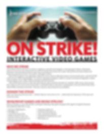 SAG Strike
