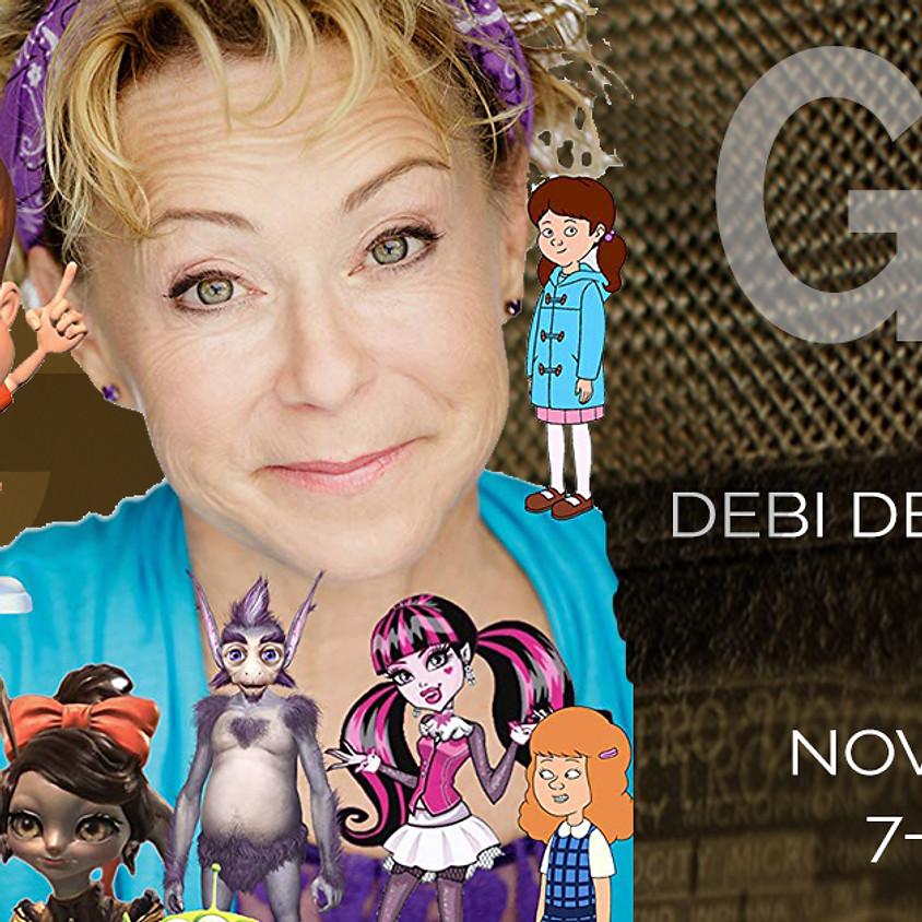 GC Guest Director: Debbi Derryberry