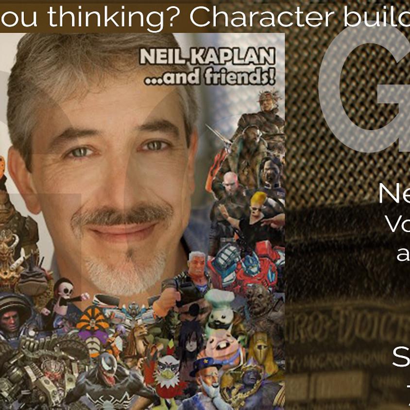 GC Guest Director: Neil Kaplan $50